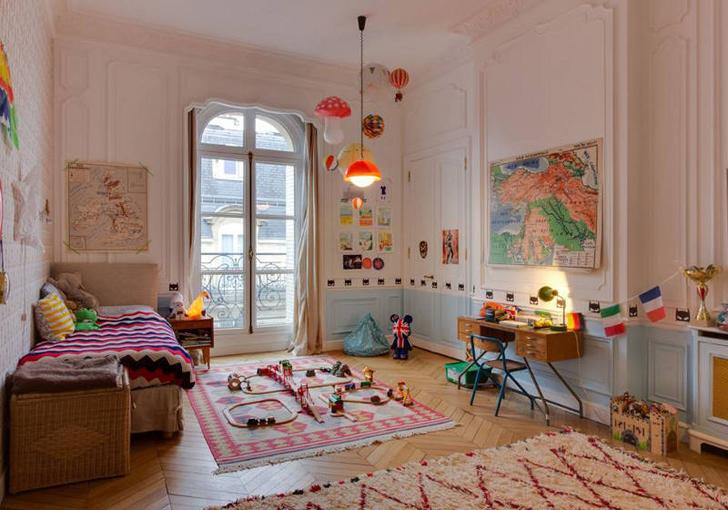 habitacion-infantil-eclectica-mezcla-estilos