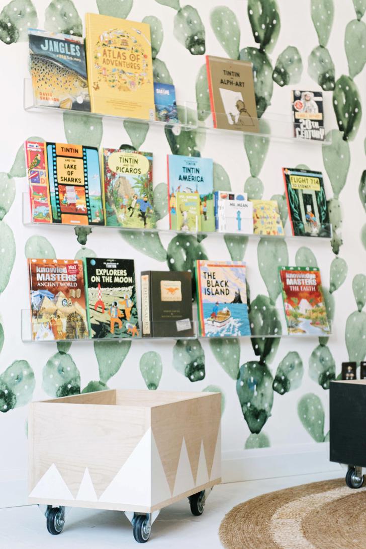 habitacion-infantil-estilo-contemporaneo-libreria