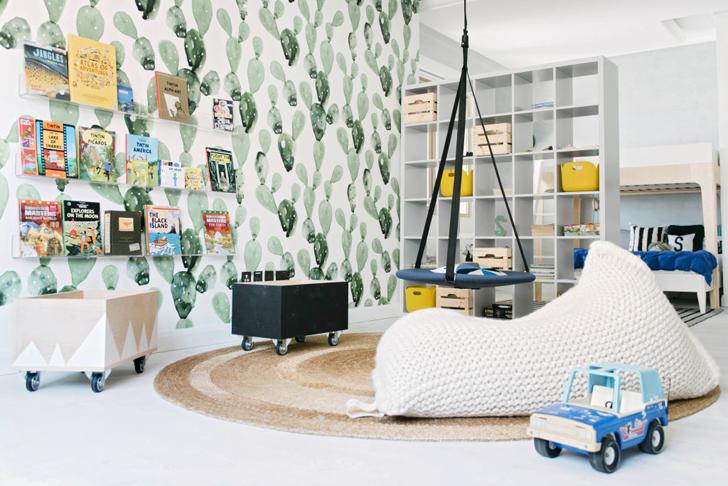 habitacion-infantil-estilo-contemporaneo-zona-juegos