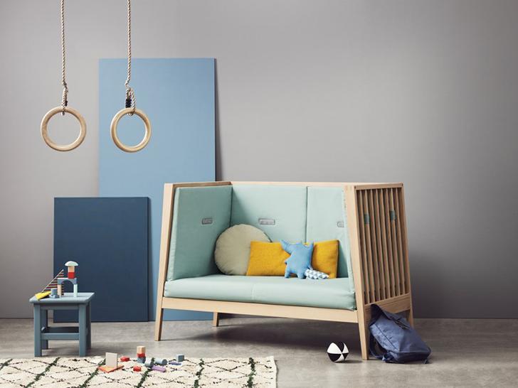 Nuevos muebles de bebé Linea de Leander | DecoPeques