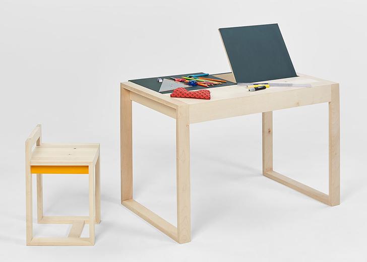 Proyecto de estudiantes para crear mobiliario infantil for Mobiliario para estudiantes