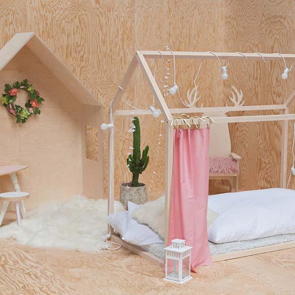 Muebles infantiles de aires escandinavos de blomkal for Pegatinas infantiles para muebles