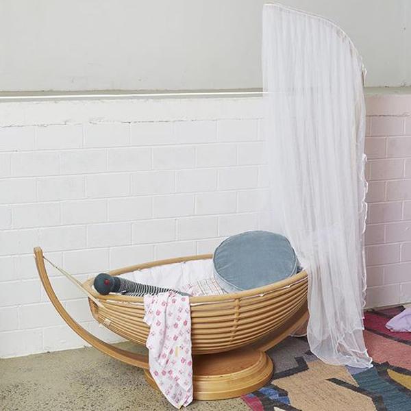 Cunas originales y asombrosas para el cuarto del bebé