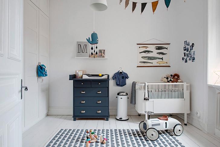 Habitaciones para beb s y ni os desde toc toc infantil - Habitaciones nordicas ...