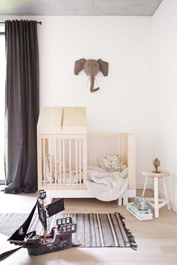 habitacion-bebe-madera-blanco-cama-casa