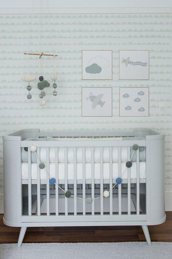 habitacion-bebe-verde-menta