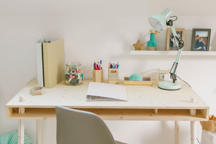 habitacion-infantil-escritorio-madera