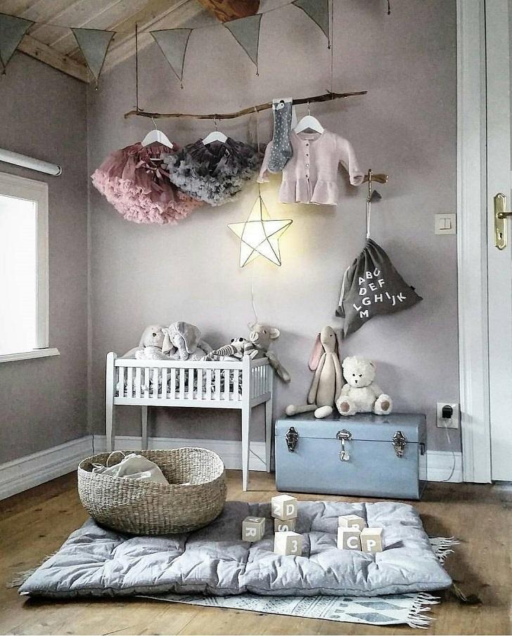 habitacion-infantil-instagram-mini-cuna