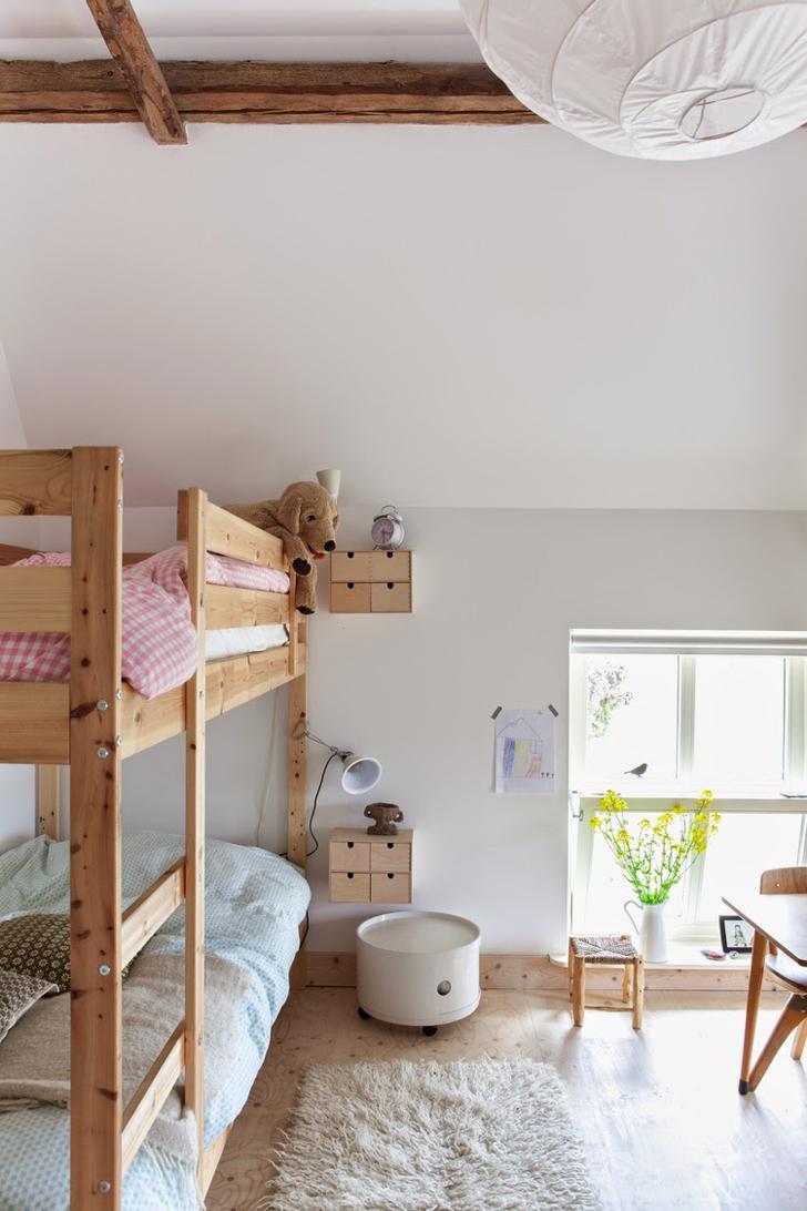 Habitaciones infantiles naturales… como la vida misma