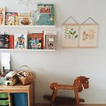 Decoración infantil con láminas y cuadros