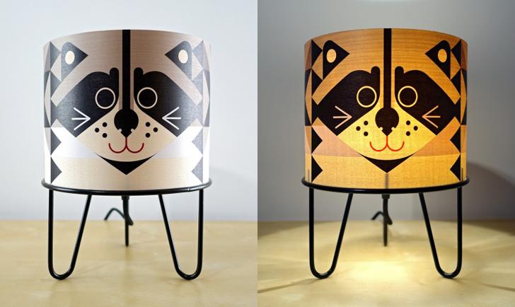 lampara-infantil-diseño-animales