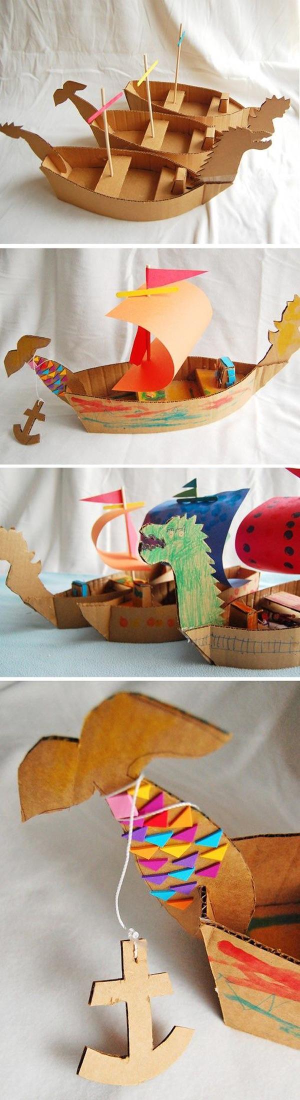 7 Manualidades Infantiles Inspiradas En El Mar Decopeques