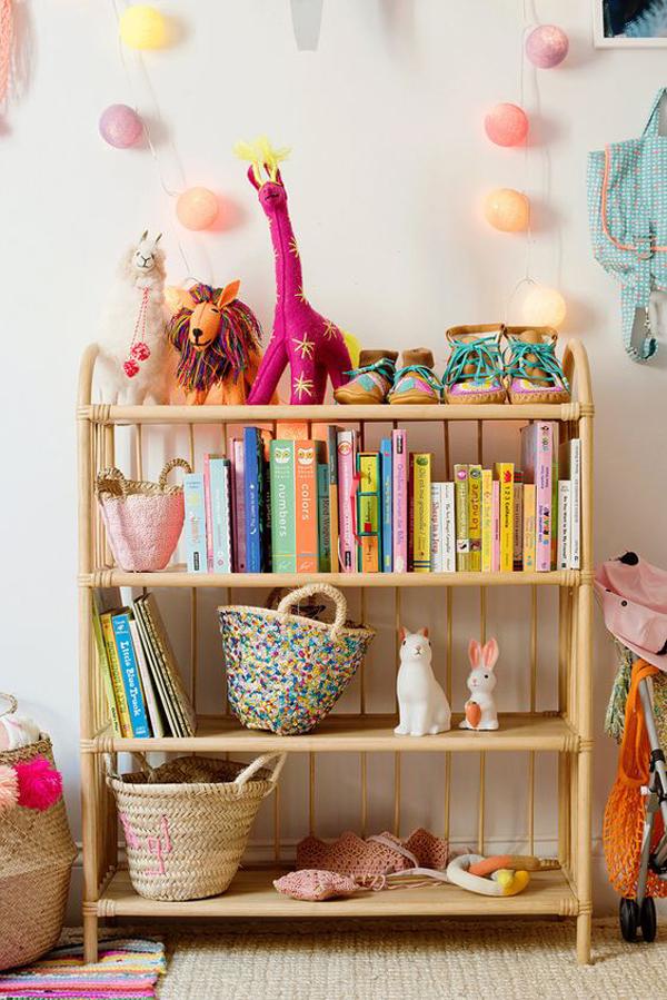 5 ideas para organizar el cuarto del beb decopeques - Organizar habitacion ninos ...