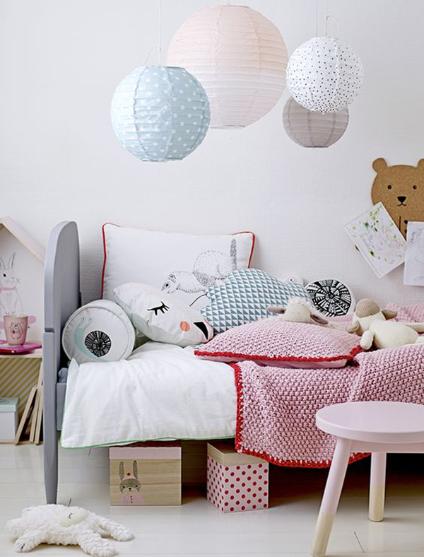 ideas para decorar una habitacin infantil con poco dinero