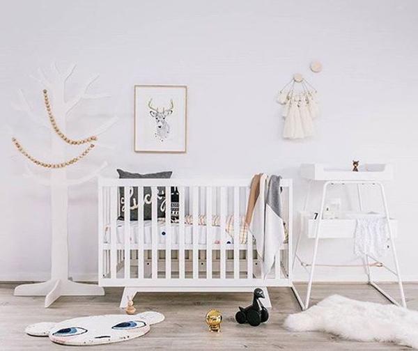 Trucos deco para la habitaci n del beb decopeques - Mobiliario habitacion bebe ...