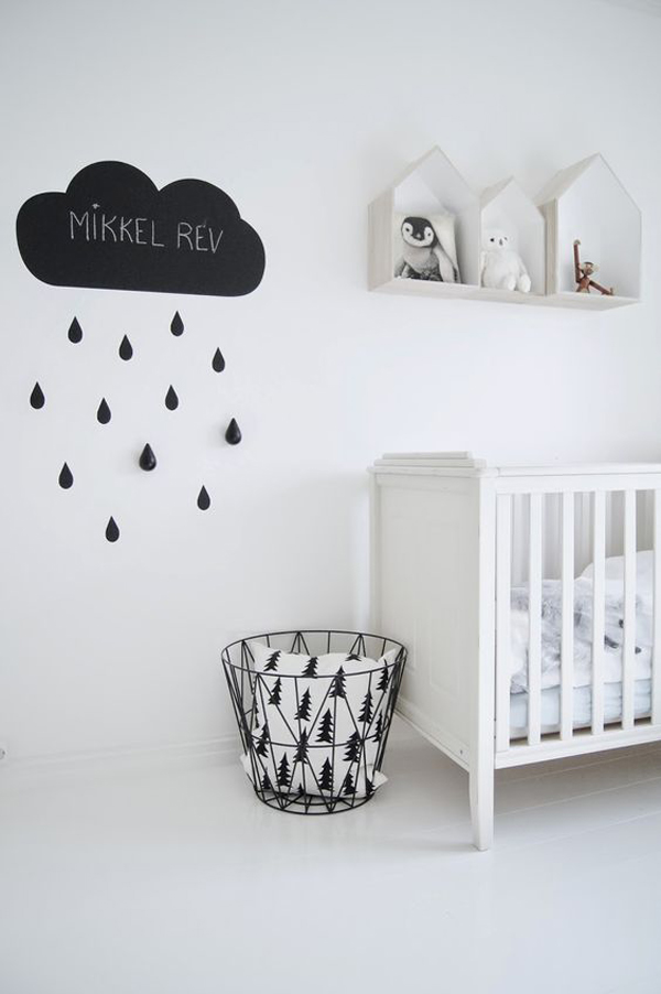 6 Ideas para pintar el cuarto infantil | DecoPeques