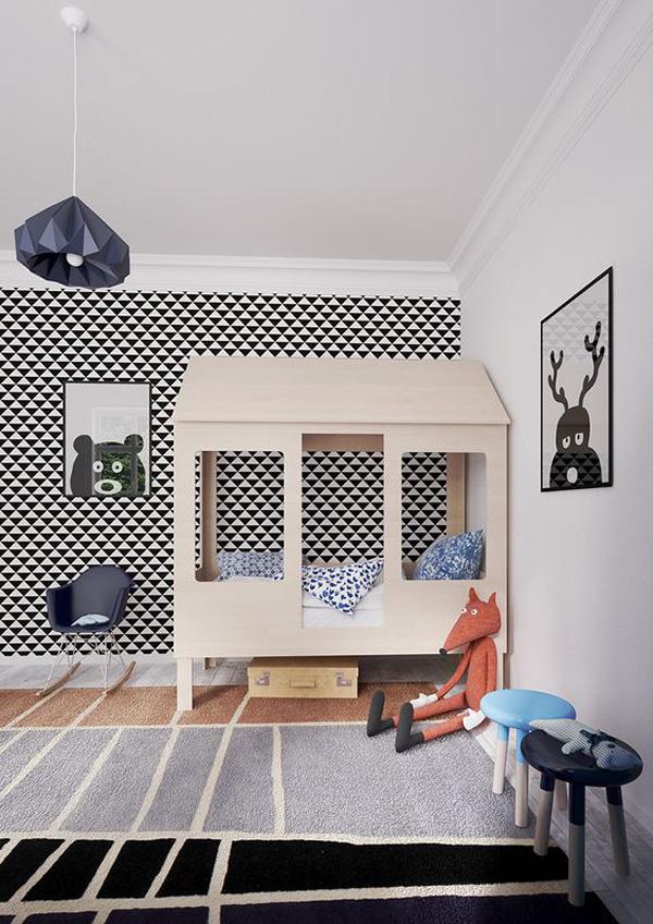 camas-infantiles-originales-casa-madera