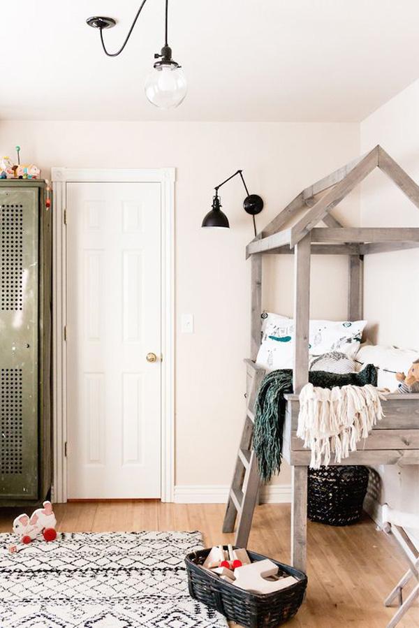 6 camas infantiles originales y de tendencia