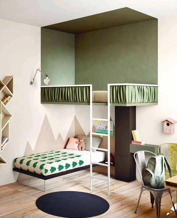 6 camas infantiles originales y de tendencia decopeques - Camas infantiles originales ...