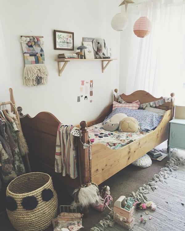 habitacion-infantil-estilo-boho-desenfado