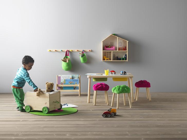 Novedades Ikea niños 2017 en almacenaje