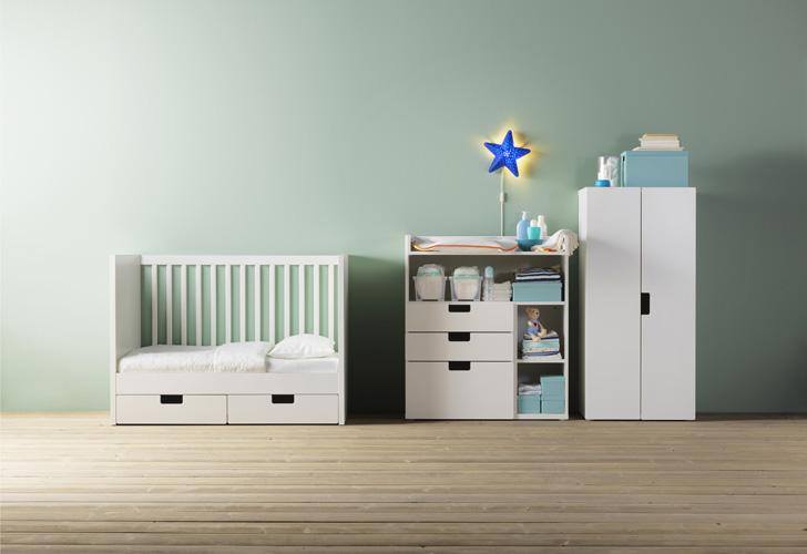 Dormitorios de beb cat logo ikea 2017 - Ikea habitaciones bebe ...