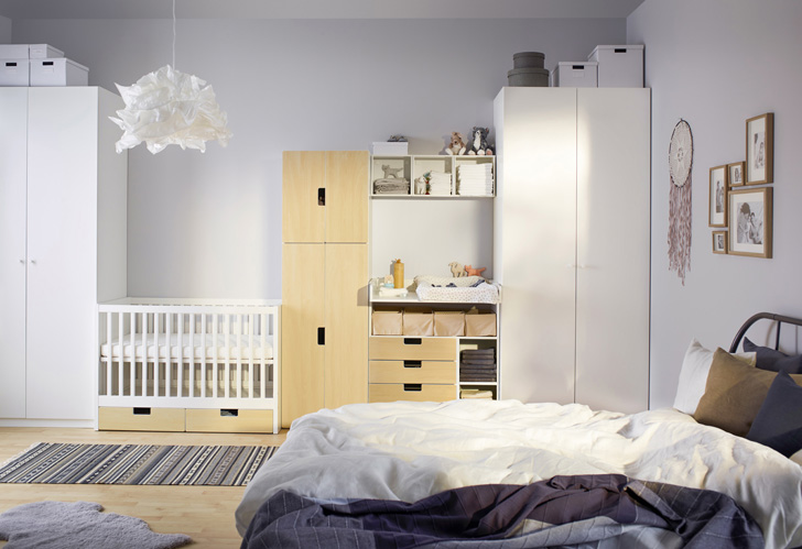 dormitorios de beb cat logo ikea 2017. Black Bedroom Furniture Sets. Home Design Ideas