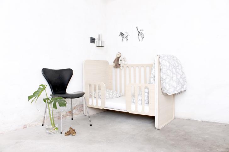 Muebles para bebé de inspiración nórdica | DecoPeques