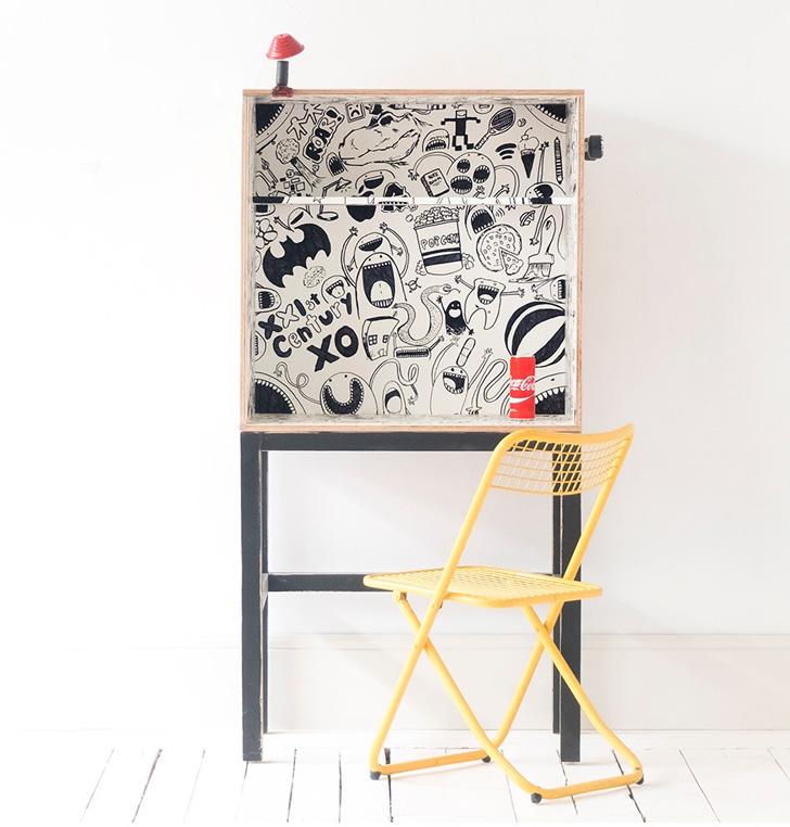 XO-IN MY ROOM, nueva colección de originales muebles