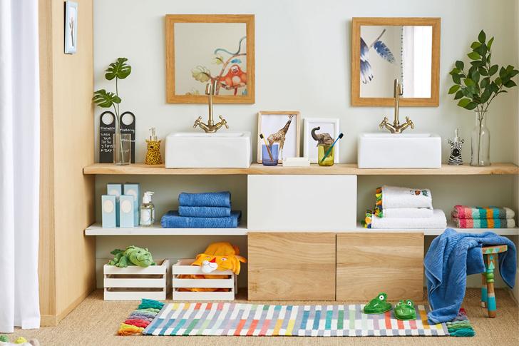 Zara home kids la colecci n m s selv tica decopeques - Habitaciones infantiles azules ...