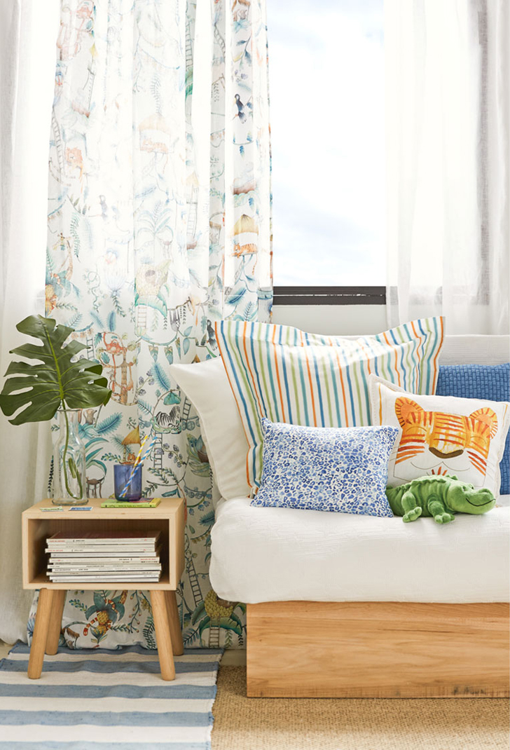 zara home kids la colecci n m s selv tica decopeques. Black Bedroom Furniture Sets. Home Design Ideas