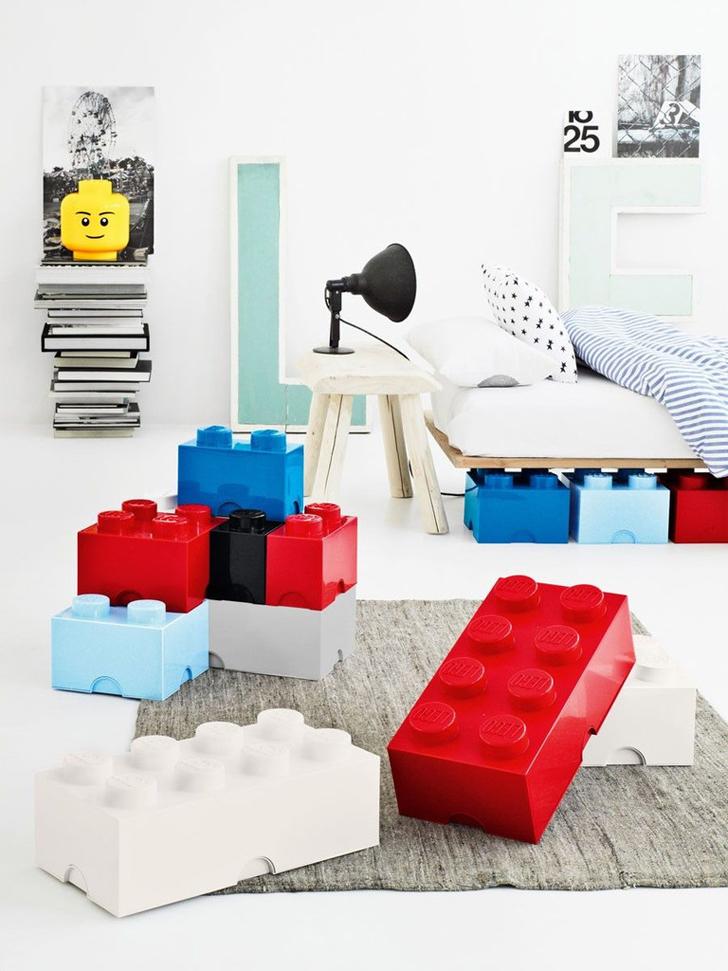 ¡¡SORTEO!! Piezas de Almacenaje Lego de Minimoi