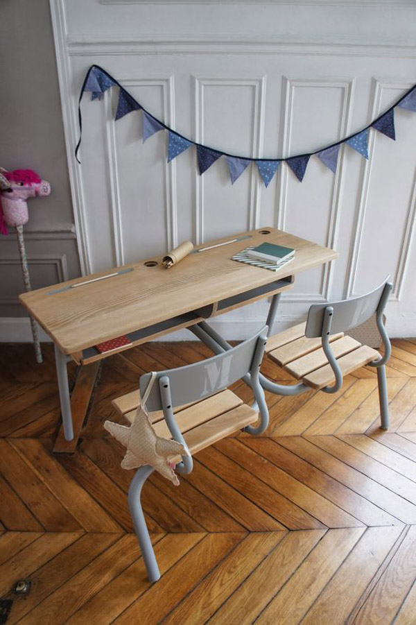 escritorio-infantil-compartido-vintage