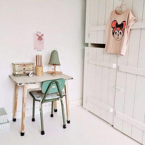 escritorio-infantil-vintage-color-blanco