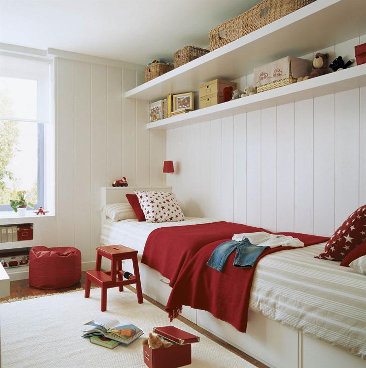 15 Habitaciones Compartidas para Hermanos. Ideas y Fotos ...