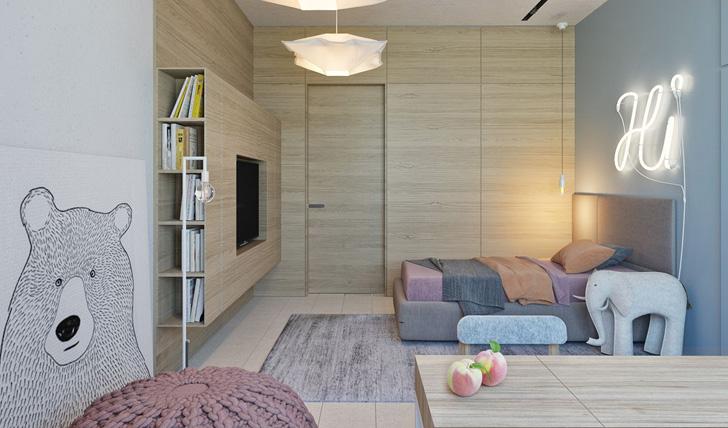 habitacion-de-diseño-nordica