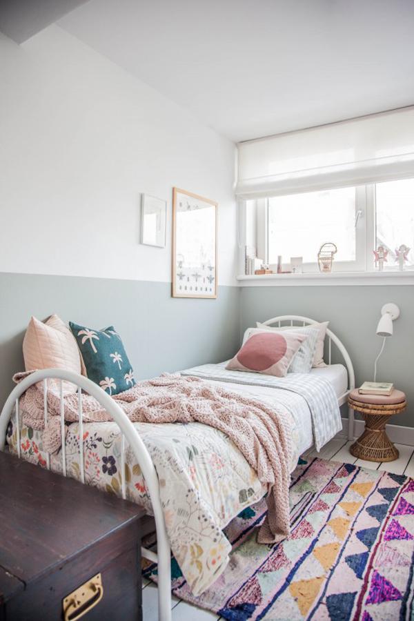 habitacion-infantil-bohemia-cama-infantil-de-forja