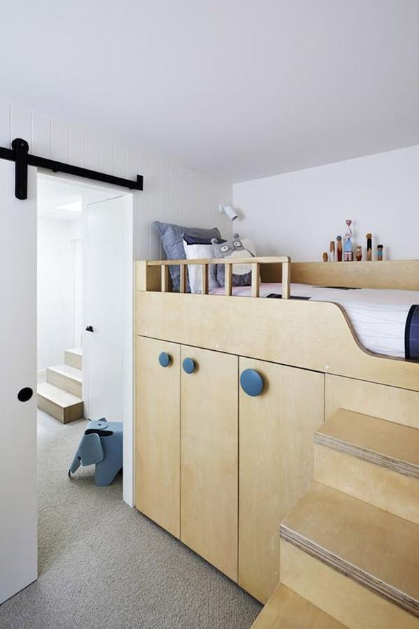 cmo decorar un dormitorio infantil pequeo