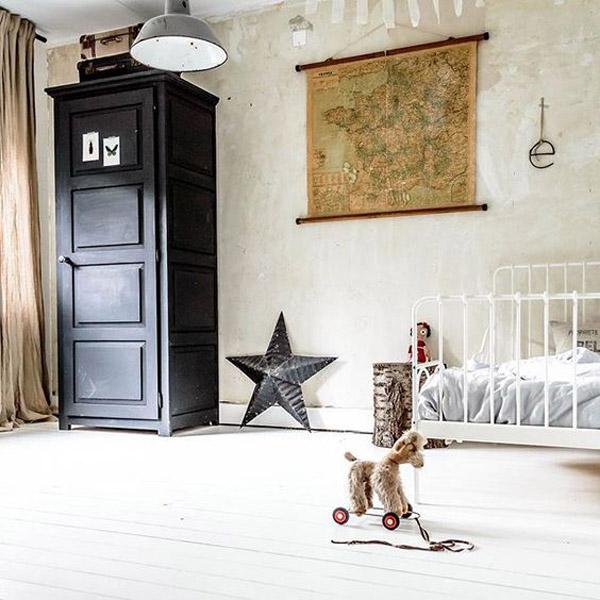 6 láminas infantiles vintage  para decorar el cuarto de los peques