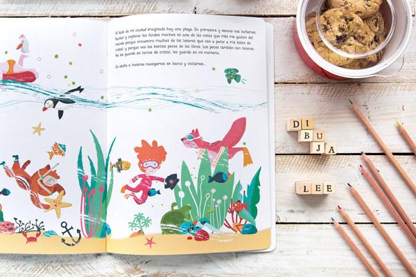 libro-infantil-mi-ciudad-imaginada-dibujos