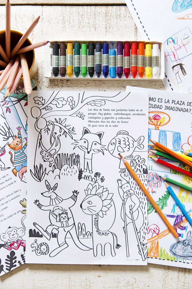 libro-infantil-mi-ciudad-imaginada-para-colorear