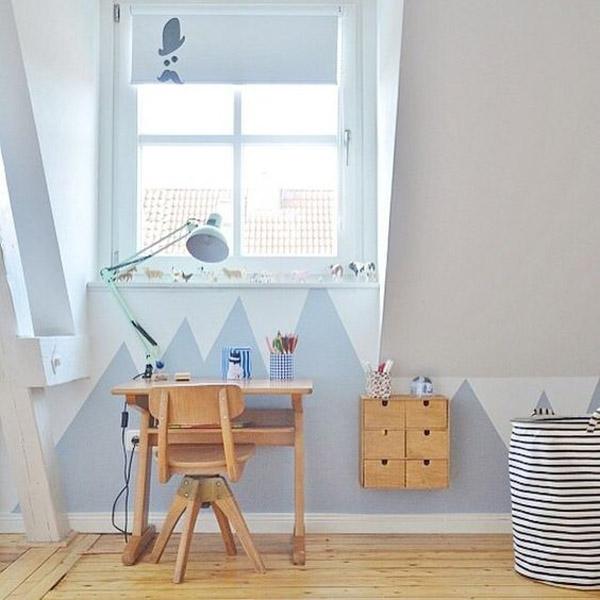 Escritorios infantiles 24 ideas y fotos inspiradoras - Mesa estudio infantil ...