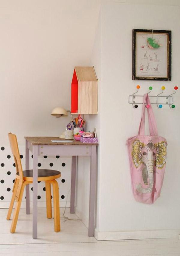 mesa-de-estudio-vintage-en-madera