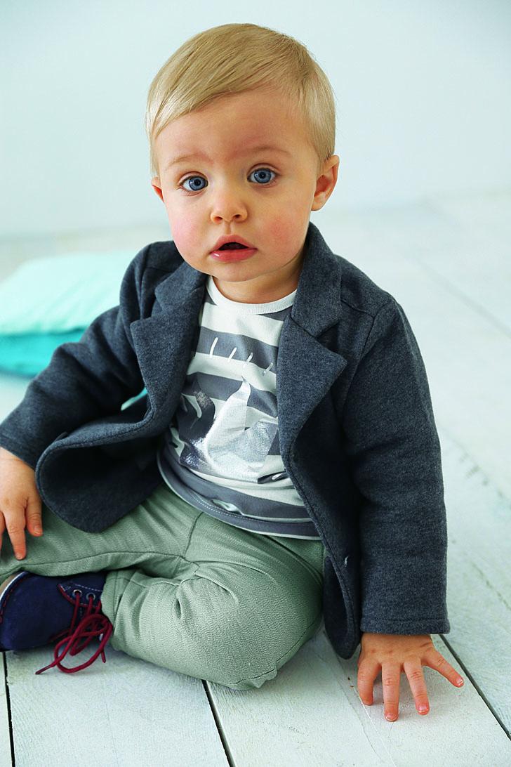 Vuelta a la guardería con la moda infantil Vertbaudet