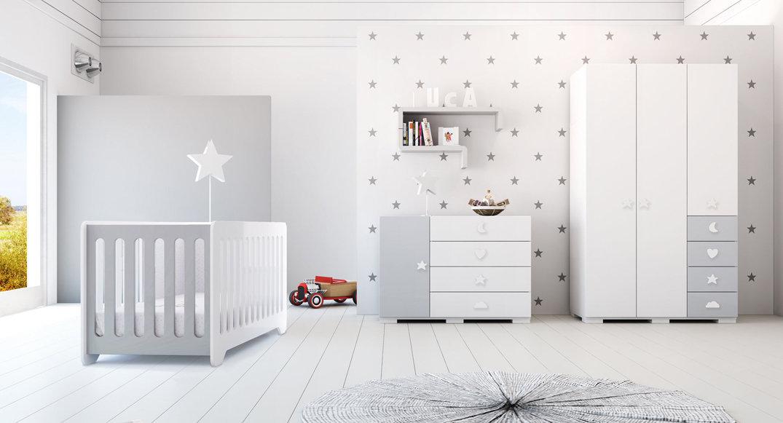 Muebles infantiles alondra en kidshome decopeques for Muebles bebe barcelona