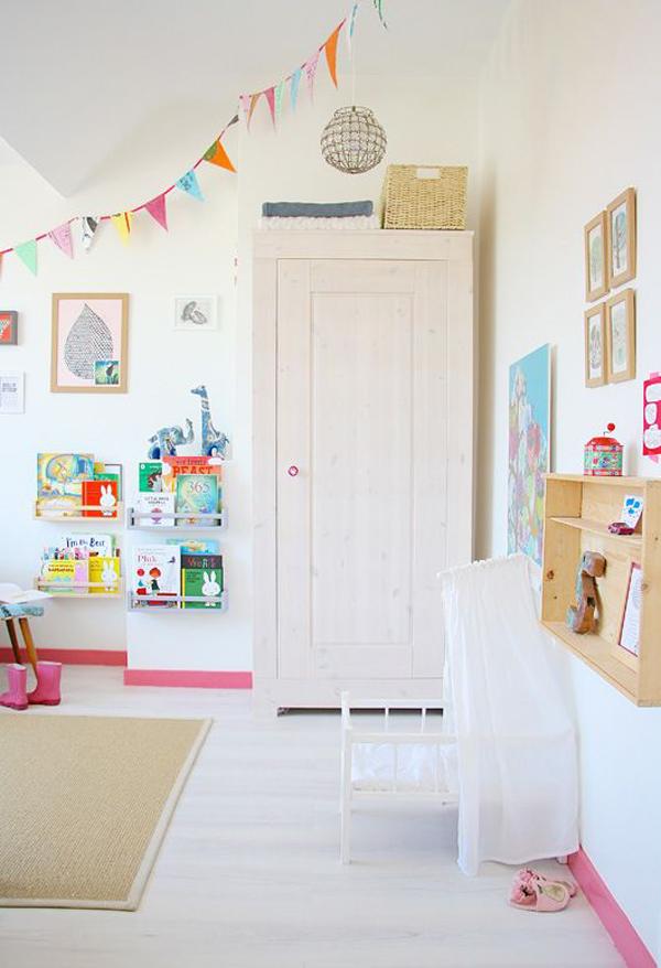 Elegir el armario infantil: 5 ideas trendy y originales