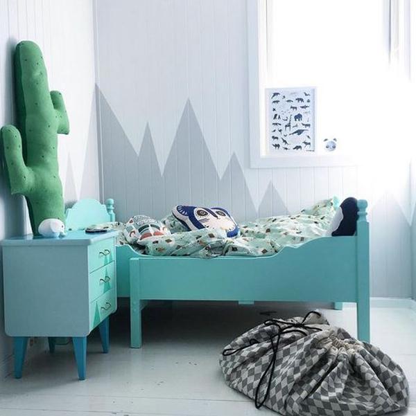 cama-infantil-evolutiva-verde