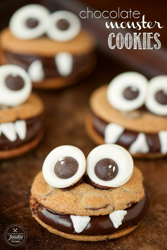 galletas-monstruo-de-chocolate