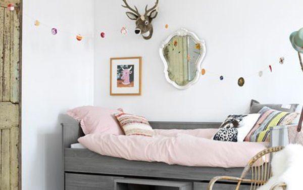 20 habitaciones de nias que enamoran - Habitaciones Nias