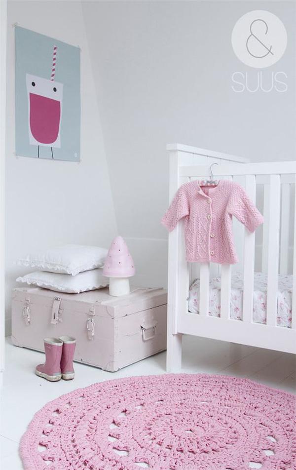 habitacion-infantil-nina-color-rosa